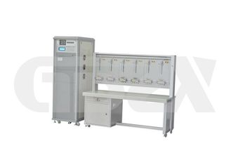 High Stability Electrical Power Calibrator , Energy Meter Test Bench System