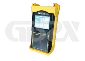 SMG6000 Three Phase Power Quality Analyzer Current 0.001 - 10A For Auto Testing Machine