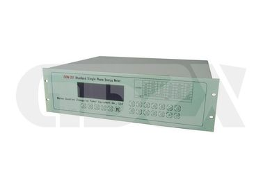 Single Phase Digital Power Analyzer 0.05 Class Accuracy Compact Structure ZXDN-201